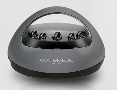 Anatomedic Pressum equipo de presoterapia de Medisalud