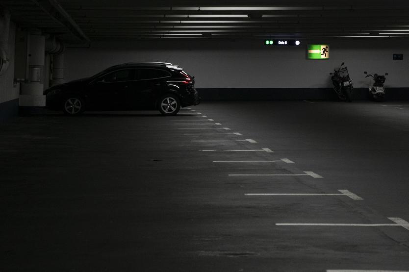 Deberes de los usuarios en los aparcamientos
