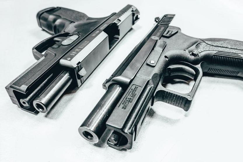Tipos de armas de fuego legales en España