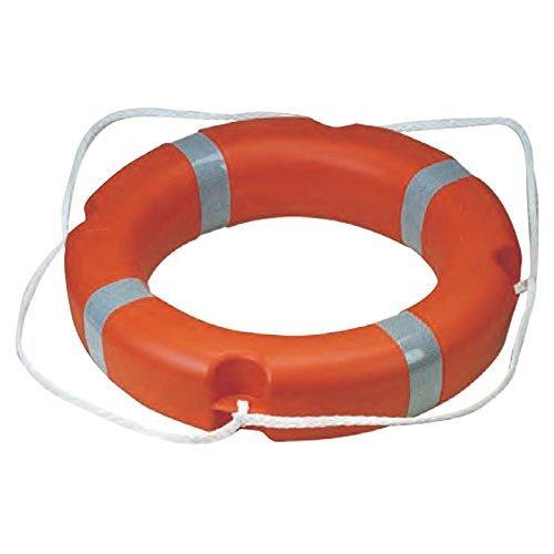 Aro de seguridad flotador de barco