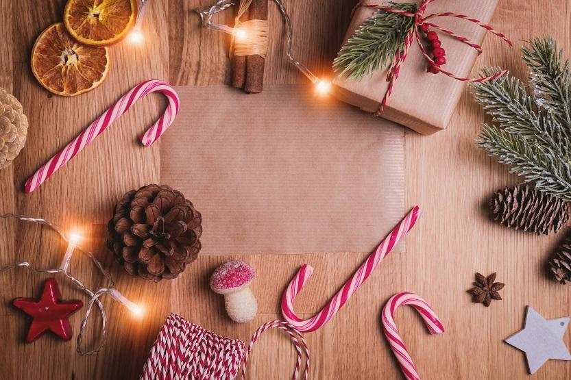 La evolución de las cestas de Navidad