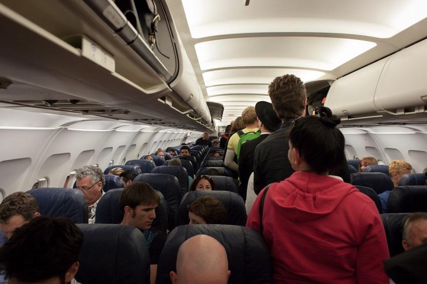 Indemnización por retraso de vuelo