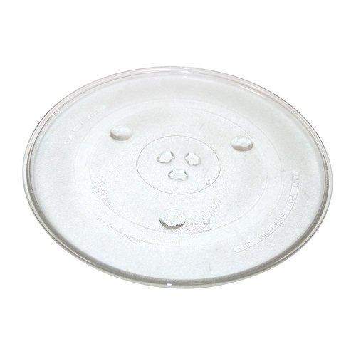 Bandeja de microondas de cristal universal Qualtex