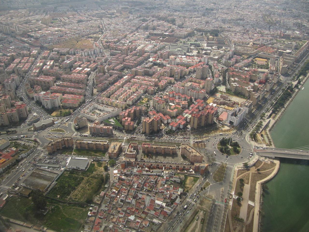 Barrio de Marcarena en Sevilla (Wikipedia)