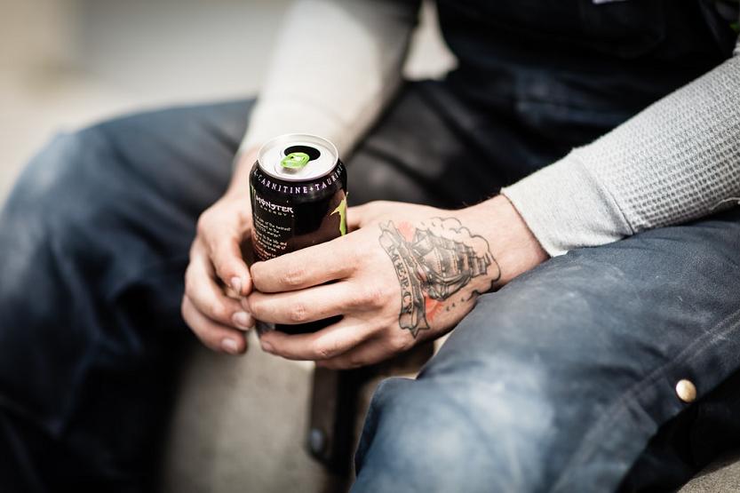 El 68% de los jóvenes europeos toman bebidas energéticas
