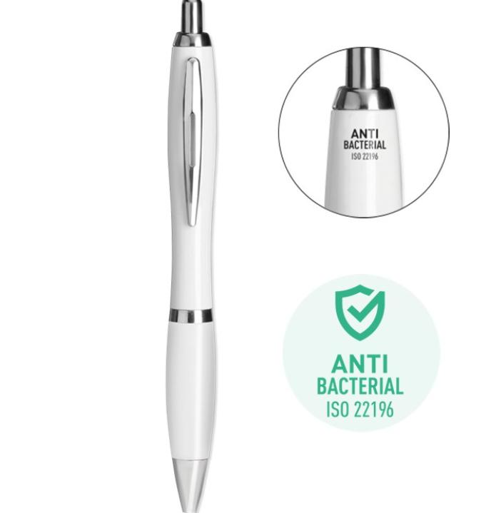 Bolígrafo antibacterias personalizado