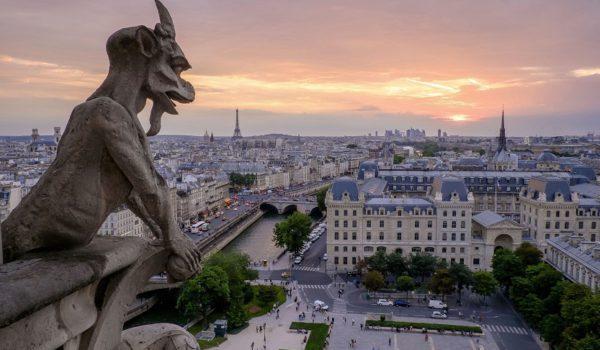 Pésimo apartamento de Booking Paris