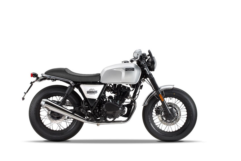 Garantía de una moto Brixton
