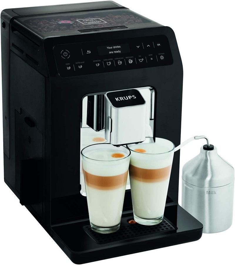 Cafetera Krups Evidence Espresso EA8918
