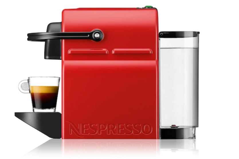 Cafetera Krups Inissia Ruby Roja