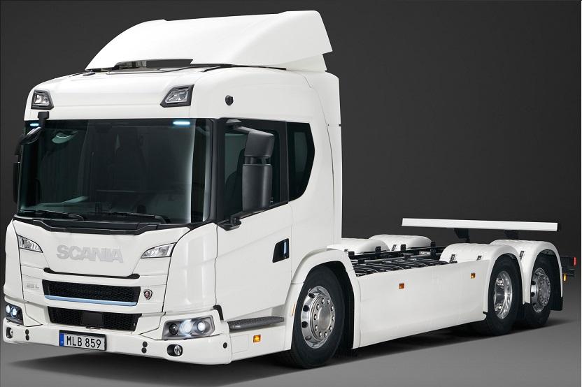 Camiones eléctricos: pronto en las carreteras gracias a Scania