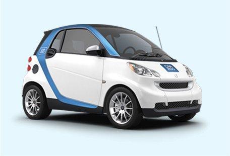 Todo sobre el alquiler de coches eléctricos car2go