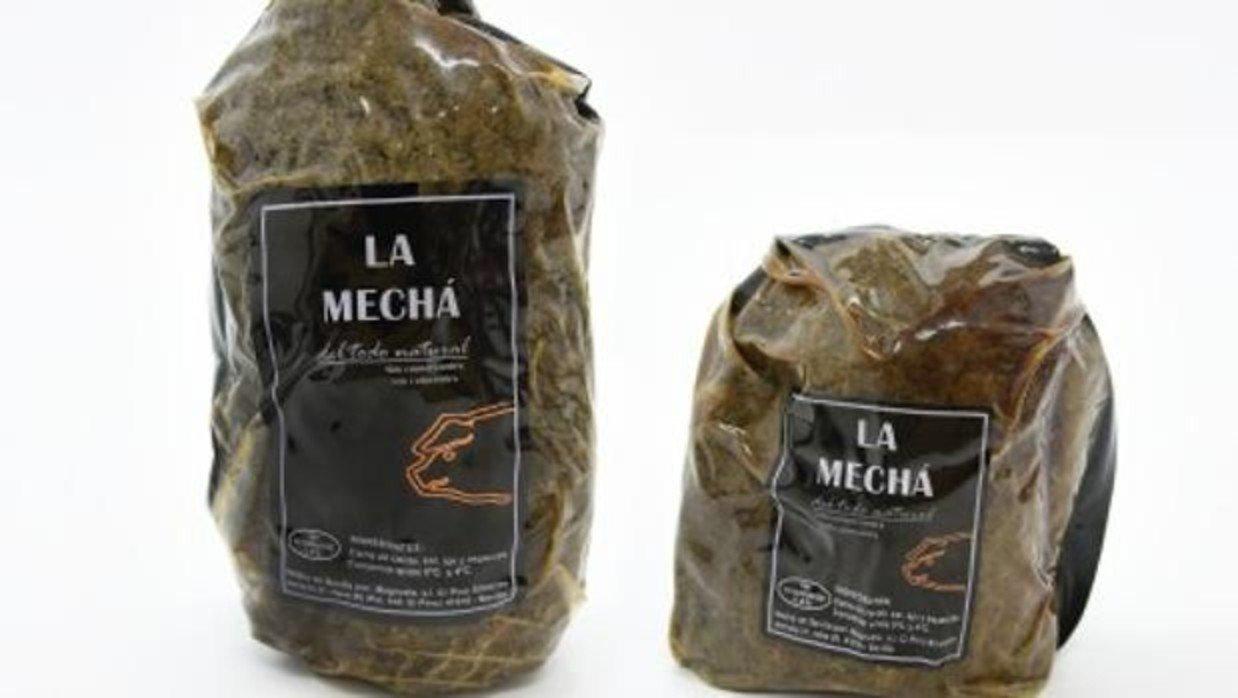 Carne mechada La Mechá Magrudis