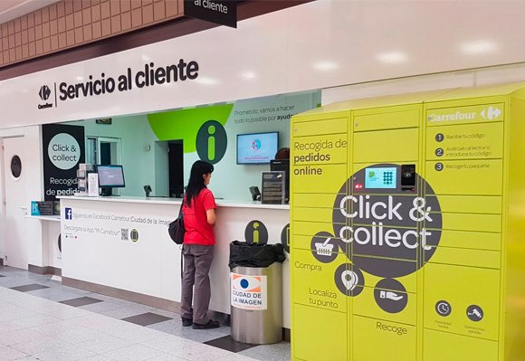 Carrefour Click and Collect