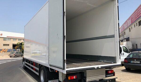 Huella ecológica en el transporte de mercancías