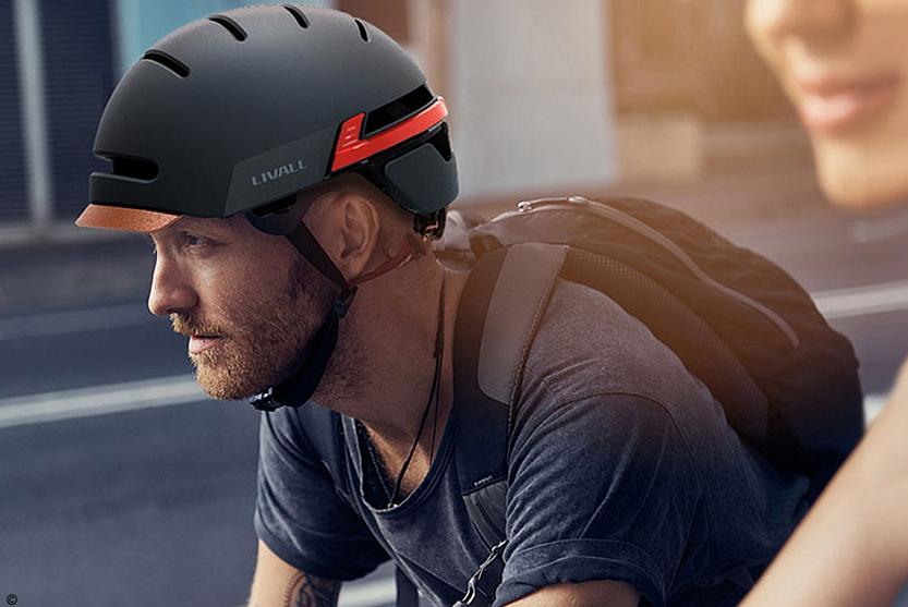Los mejores cascos de bicicleta inteligentes: guía completa  para 2020