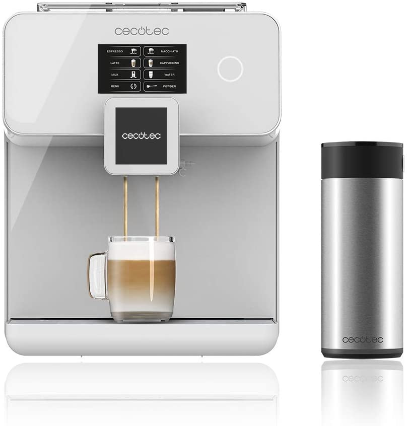 Cecotec Espresso Power Matic-ccino 8000