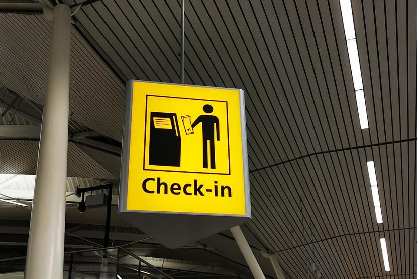 Qué es el check-in de un servicio