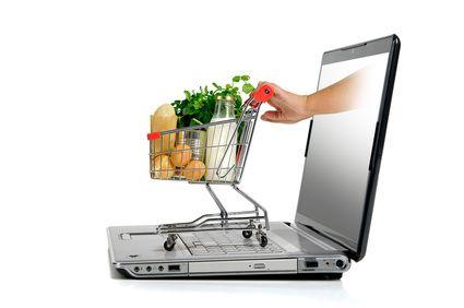 Consejos para comprar alimentos por Internet