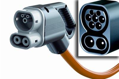 Conector combinado o CCS
