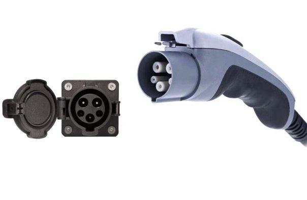 Conector tipo 3 o SCAME