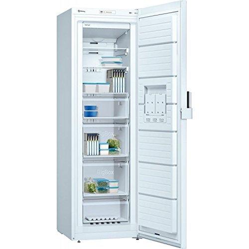 Congelador vertical Balay de 242 litros