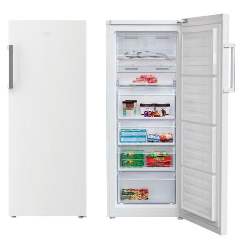 Congelador vertical Beko RFNE270K21W