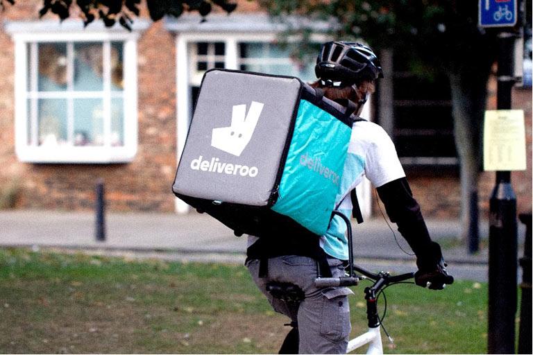 Cómo funciona Deliveroo, la web de comida a domicilio