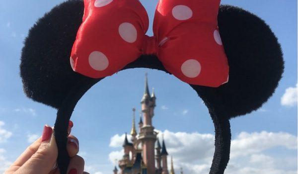 Viaje a Disneyland París con menores