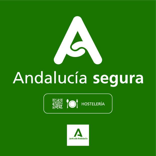Distintivo Andalucía Segura Hosteleria