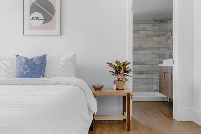 Dormitorio colchón (Shop Slo Unsplash)