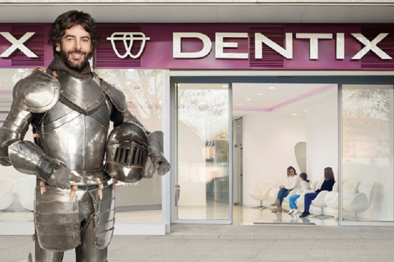 Eduardo Noriega publicidad Dentix