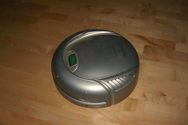 Electrolux Trilobite robot vacuum cleaner