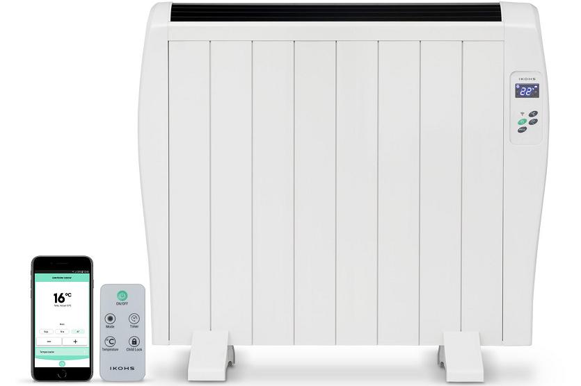 Sistema eléctrico de calefacción