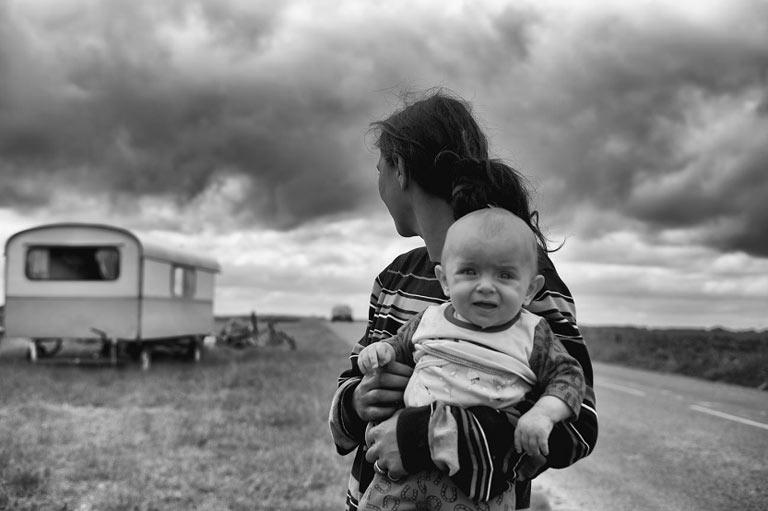 Las familias monoparentales en la Comunidad valenciana