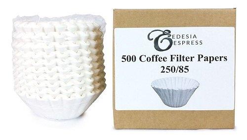 Filtros de cafetera de goteo Edesia Espress Amazon