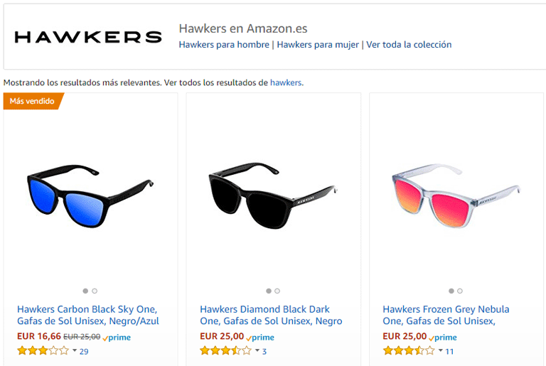 Gafas Hawkers en Amazon.es