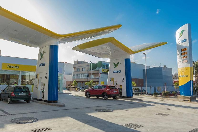 Precios de las gasolineras DISA en El Hierro