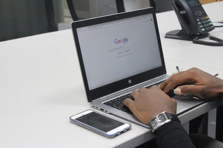 Google buscador posicionamiento SEO