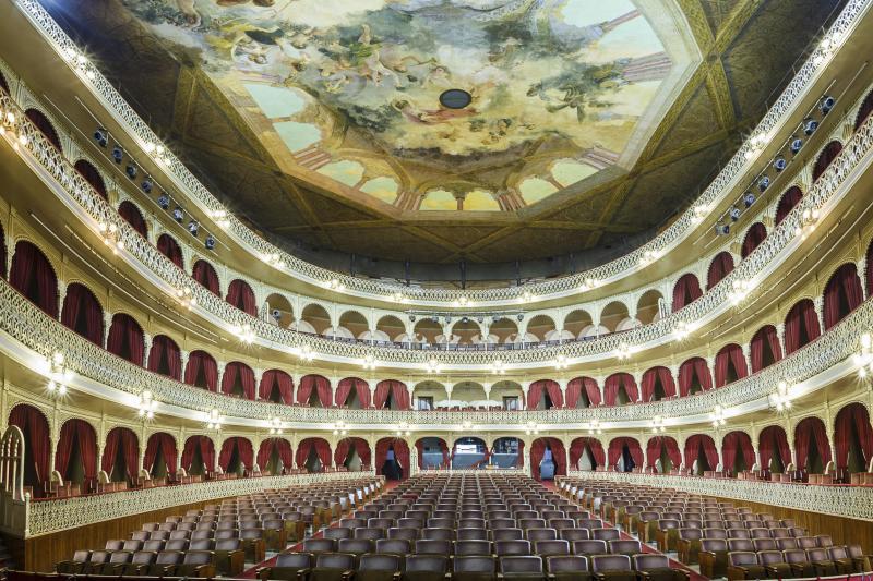 Gran Teatro Falla interior