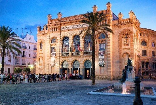Gran Teatro Manuel de Falla Cádiz