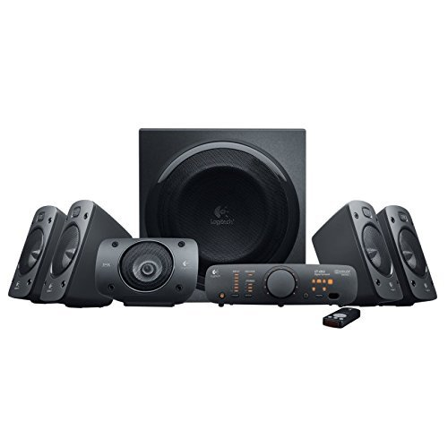 Home Cinema Logitech Z906 5.1 THX Dolby Digital Amazon