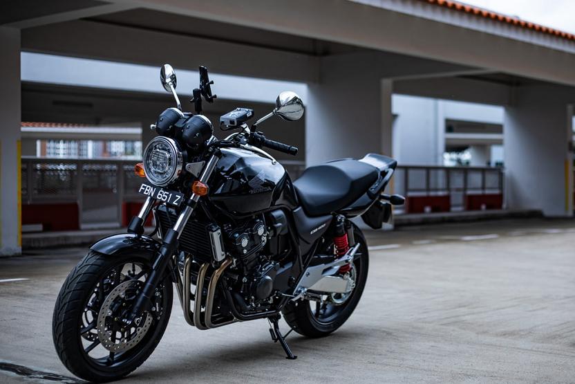 Un buen taller de motos en Madrid