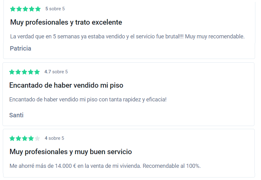 Housfy opiniones