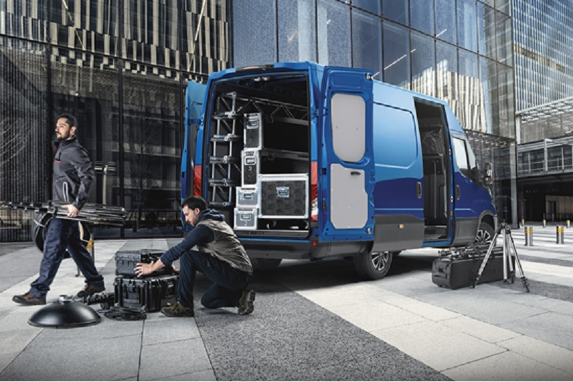 Razones para elegir una furgoneta Iveco