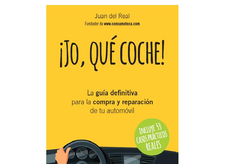 Un libro de coches diferente que leer estos días