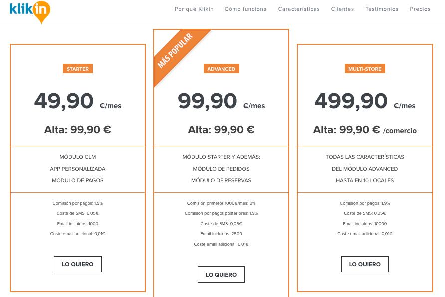 klikin-precios