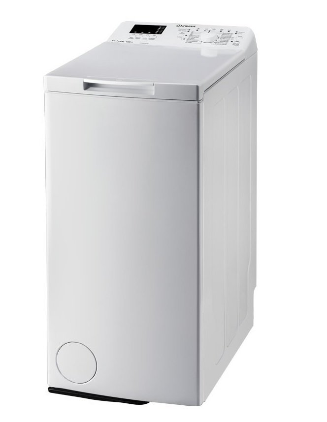 Lavadora de carga superior Indesit en Amazon