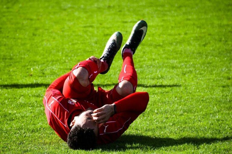 Lesiones musculares deporte fútbol