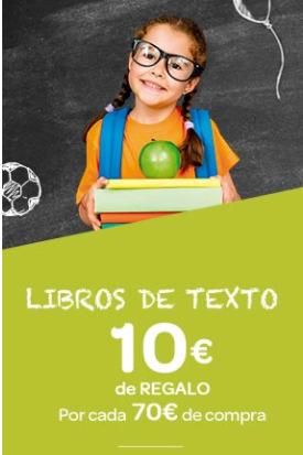 Libros de texto Carrefour 2017